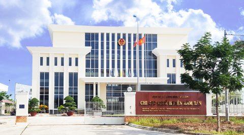 Chi Cục Thuế Huyện Hàm Tân – TỈNH BÌNH THUẬN