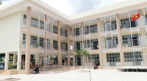 Trường THCS Tân Nghĩa – HUYỆN HÀM TÂN, TỈNH BÌNH THUẬN